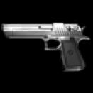 銀拳銃のアイコン