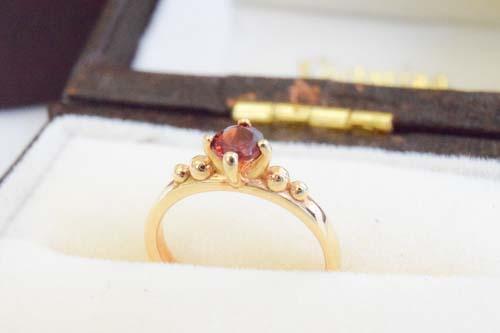 Baby Ring (K18)