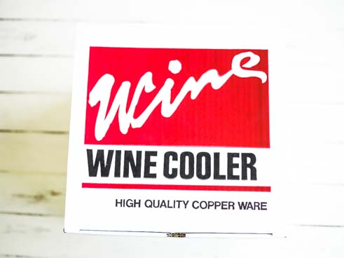 純銅ワインクーラー