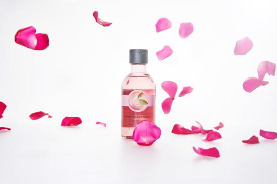 THE BODY SHOP ピンクグレープフルーツ シャイニーハートギフト