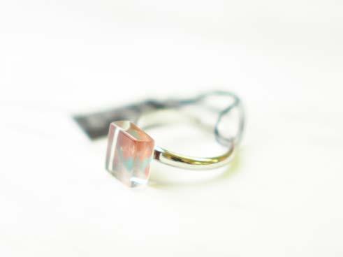 【comb de shio】指輪