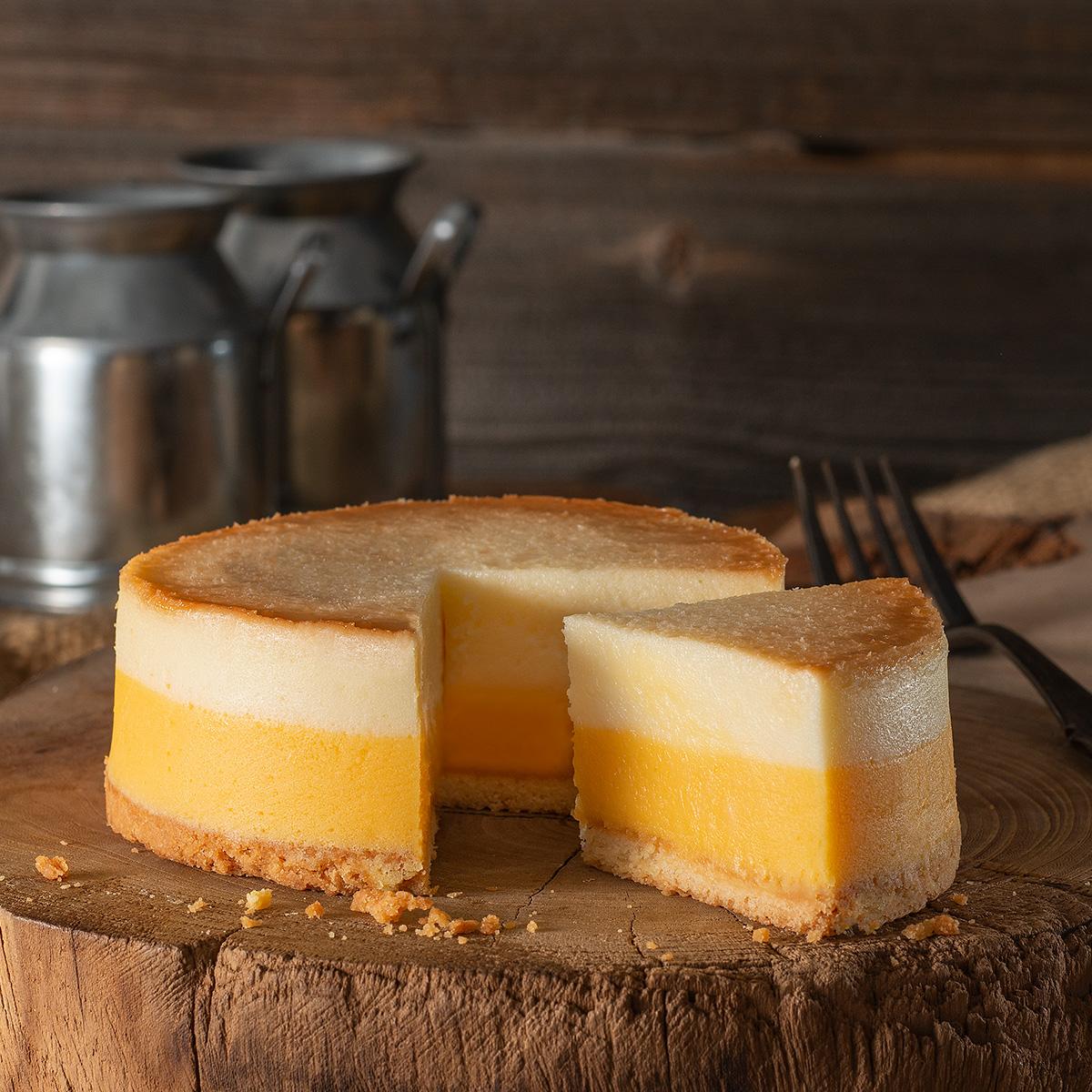 神戸ミルクヨーグルトチーズケーキ