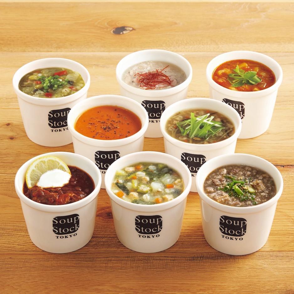 SST50NB 和のスープと夏の人気スープセット