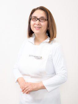 スタイリスト 堅田 洋子のイメージ画像