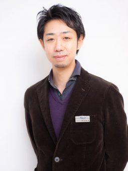 トップスタイリスト 蒔田 裕也のイメージ画像