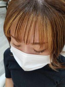 その他のカラーのカラーのヘアカタログ・ヘアスタイル・髪型のイメージ・テイスト画像