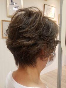 ゆるふわのイメージのヘアカタログ・ヘアスタイル・髪型のイメージ・テイスト画像