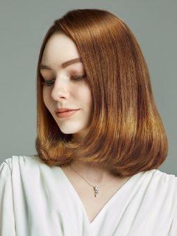 【髪質改善】リシャインアップ+カット+カラー ¥23,320→¥16,324のイメージ画像