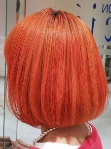 オレンジカラーのイメージ・テイスト画像