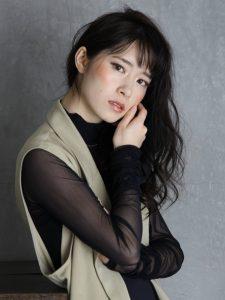黒髪×ロングのイメージ・テイスト画像
