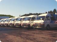 一般乗用旅客自動車運送事業(限定)免許取得