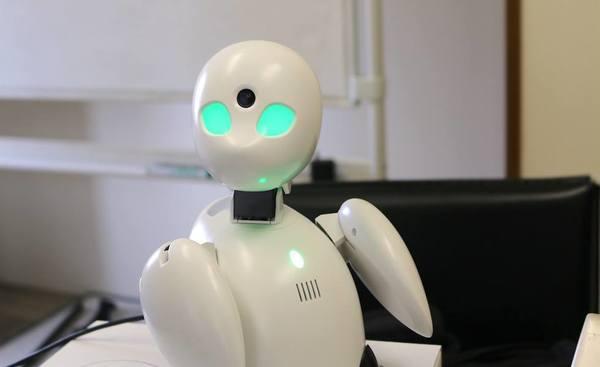 分身ロボット「OriHime」を体験!