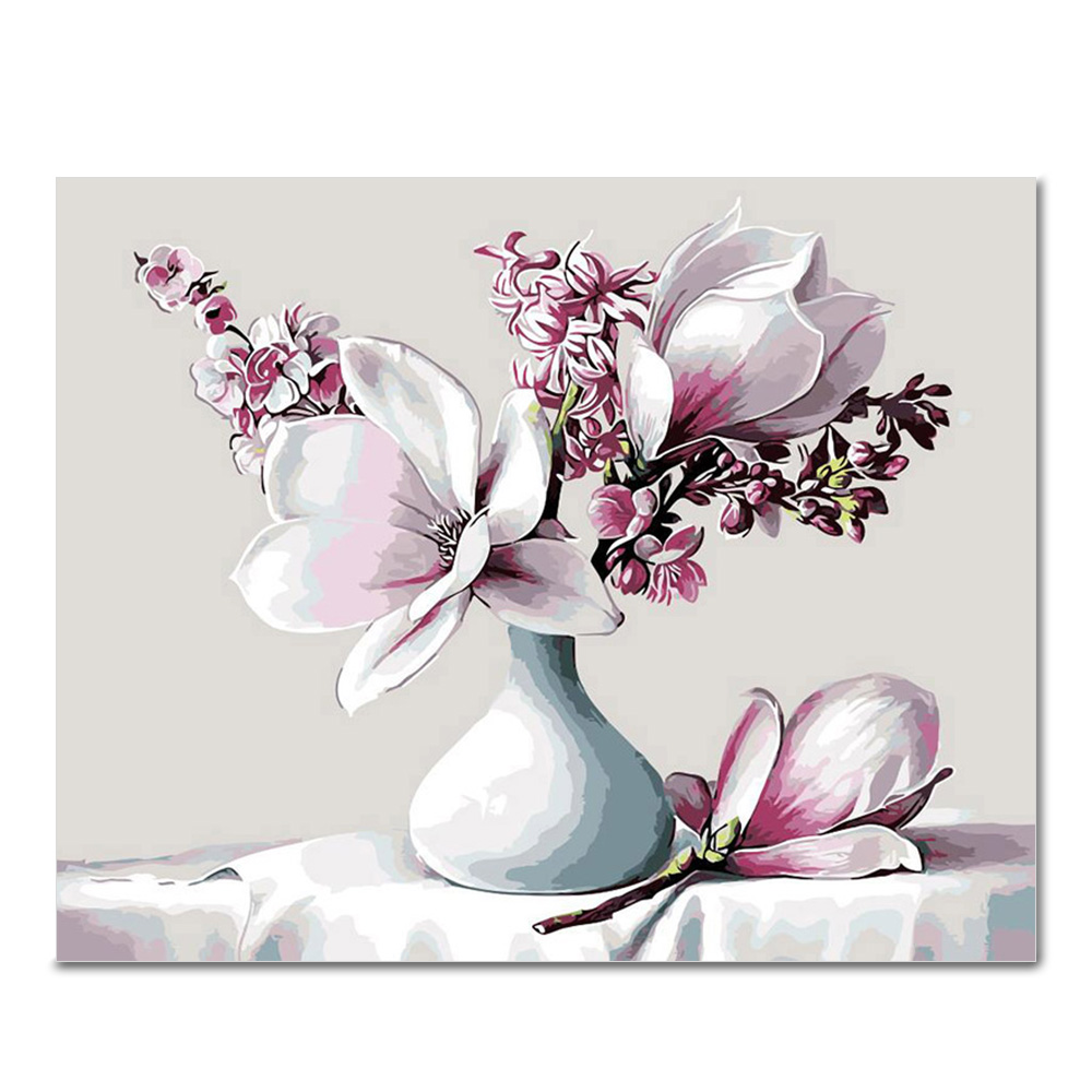 DIY 페인팅 핑크목련 PG34 (50x40)