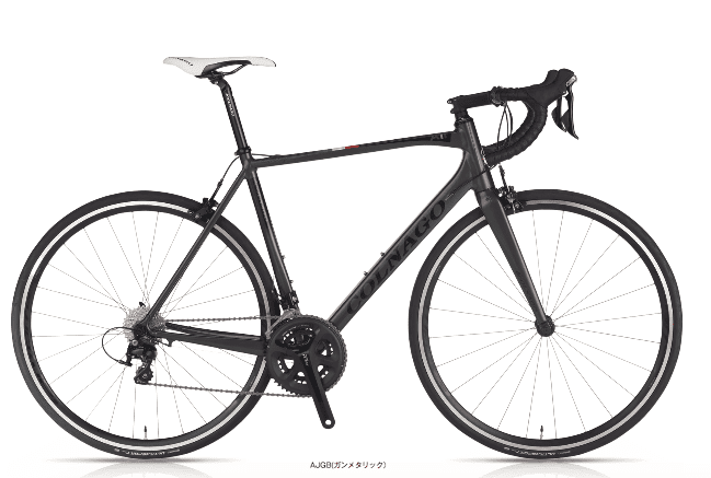 COLNAGO(コルナゴ)A1-r105 AJGB(ガンメタリック)