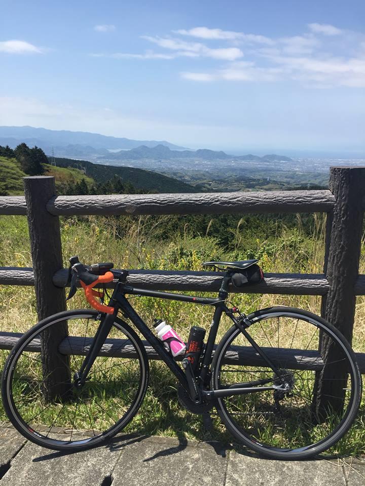 熱海峠から少し先の十国峠からも絶景が楽しめます。 (C)Naoko Matsuzawa
