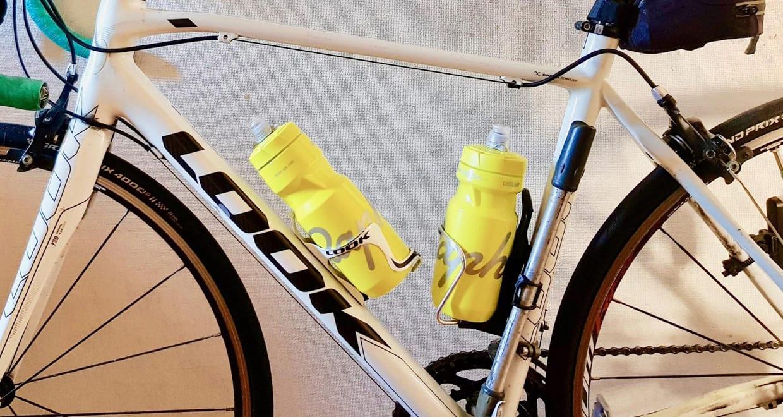 ロードバイク ボトルケージ ボトル ダウンチューブ シートチューブ