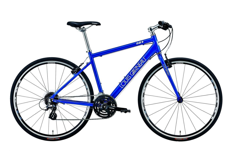 ルイガノ クロスバイク LGS-L9.0 BLUE