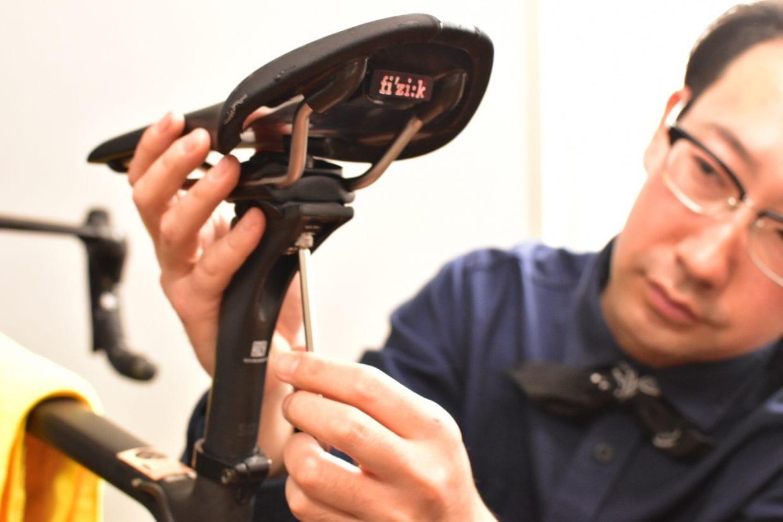 プロメカニックに聞いた【サドルの教科書】ロードバイクのサドルの選び方と交換方法