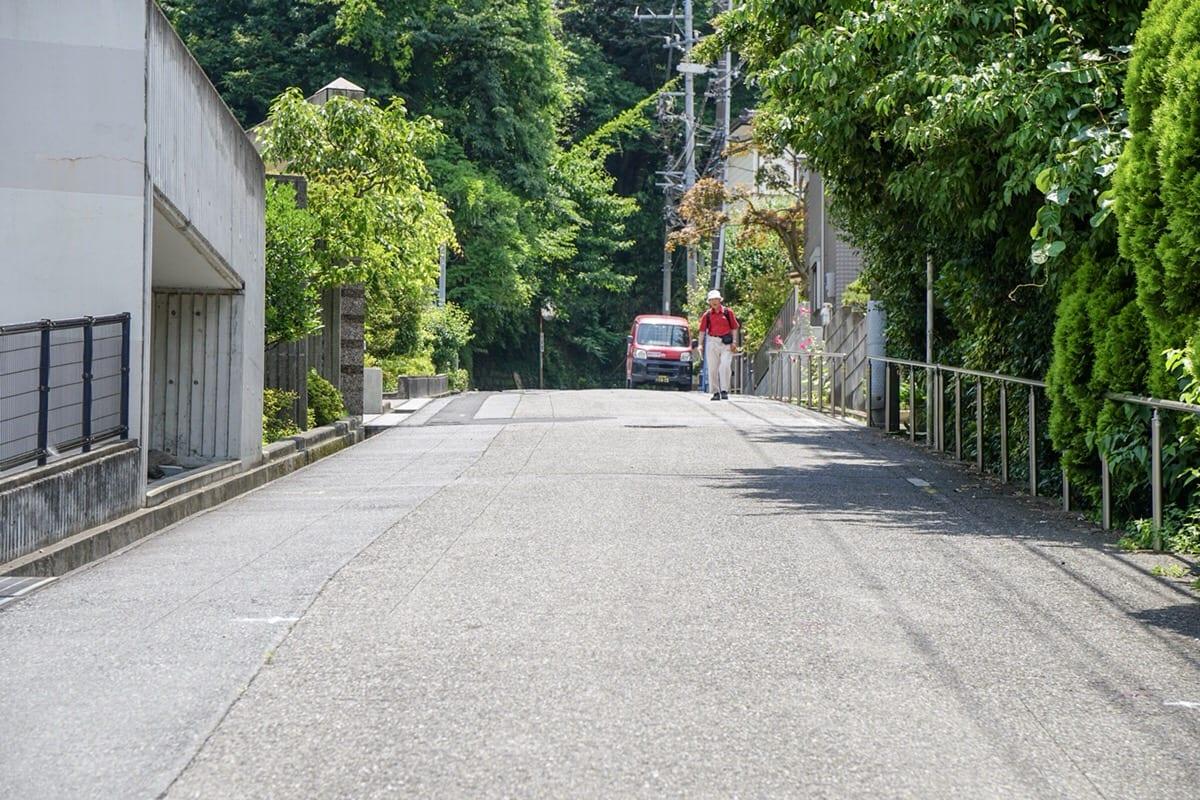 百草園 劇坂 ヒルクライム