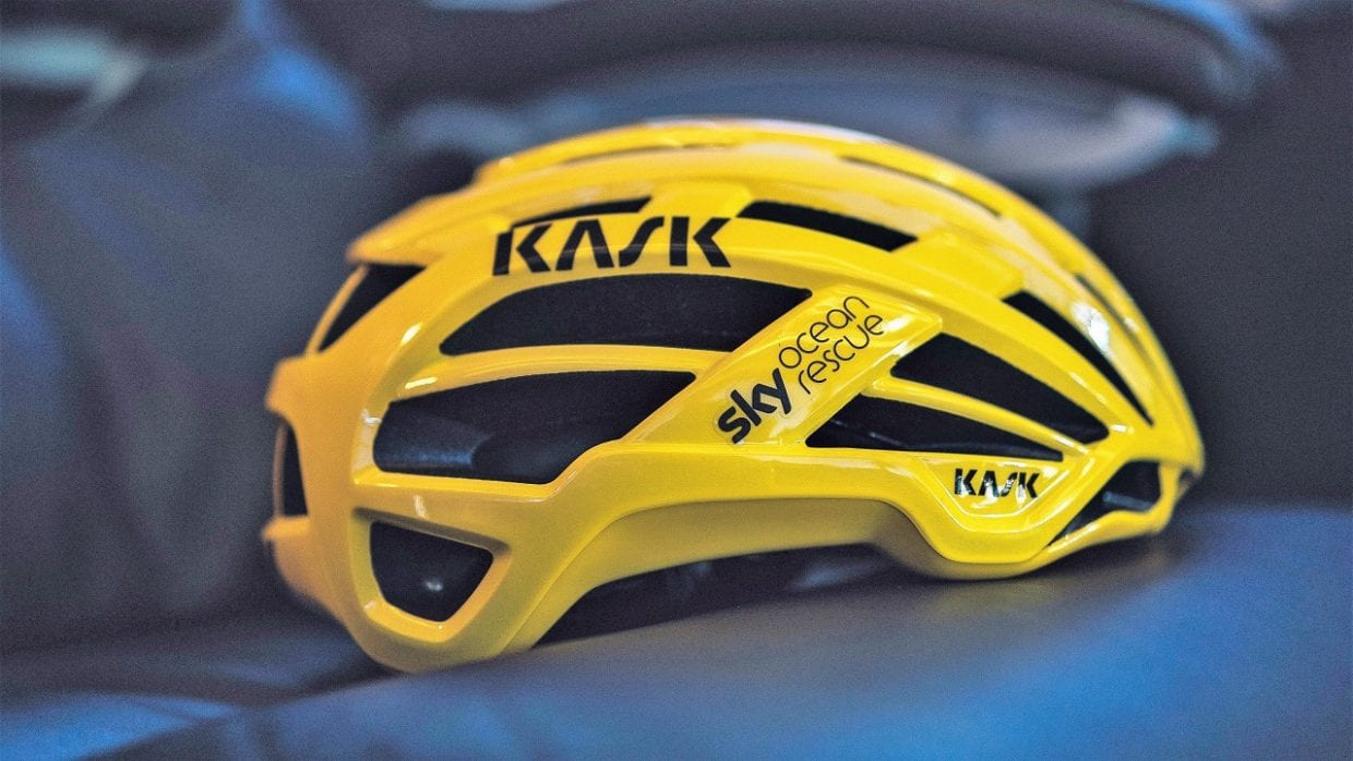 KASK ヘルメット ゲラント・トーマス