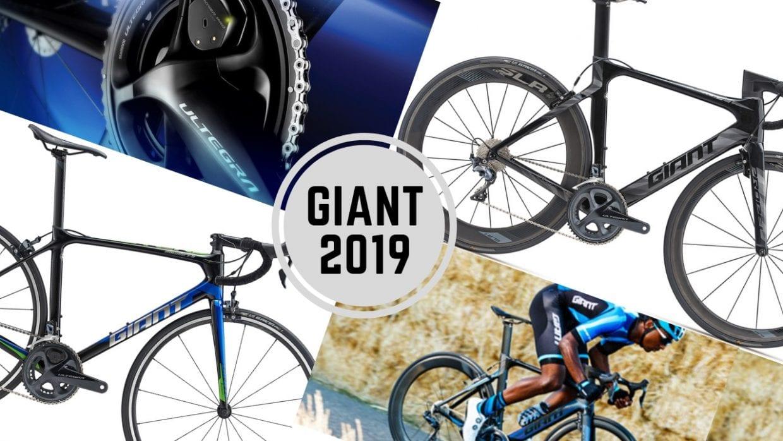 GIANT 2019 最新 ロードバイク ジャイアント