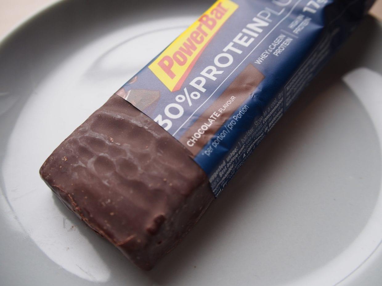 チョコ味の美味い補給食
