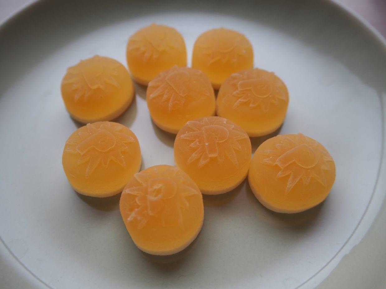 グミタイプ補給食