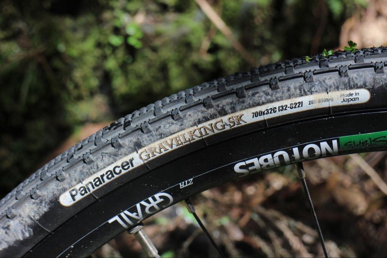 タイヤ幅については、グラベルロードでは主に28~47Cが採用されることが多い