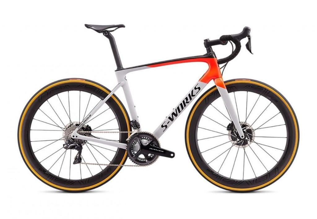 S-Works Roubaix - Shimano Dura-Ace Di2