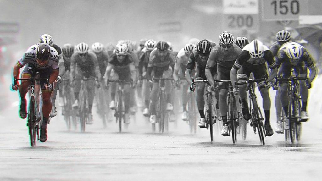 サガンは世界選手権の連覇やパリ〜ルーベでの活躍とともにスペシャライズドの速さを強く印象づけて来た。