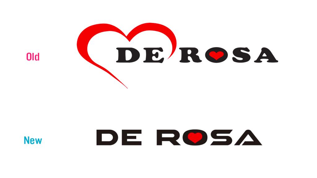 2020年モデルからロゴを新たに、66年間続いたブランドが次の時代へと躍進する。上が新しいロゴ。デザインを手掛けるのは、こちらも伝統あるイタリア企業「ピニンファリーナ」。