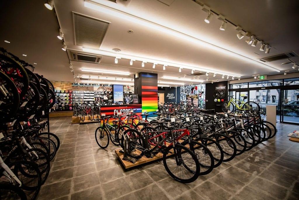TREK Bicycle 大阪本町店