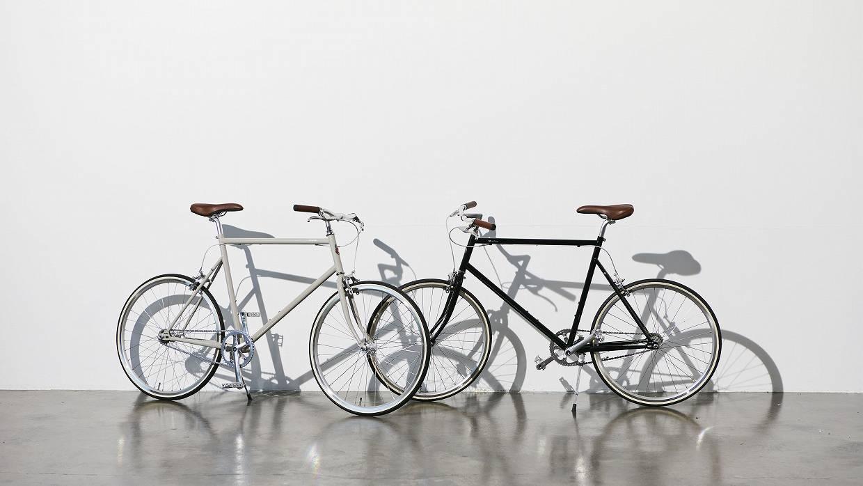 「シンプルでちょうど良い」自転車(イメージ)