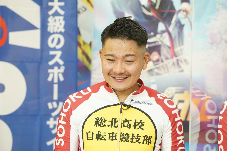 元プロロードレーサー城田 大和(しろた やまと)さん