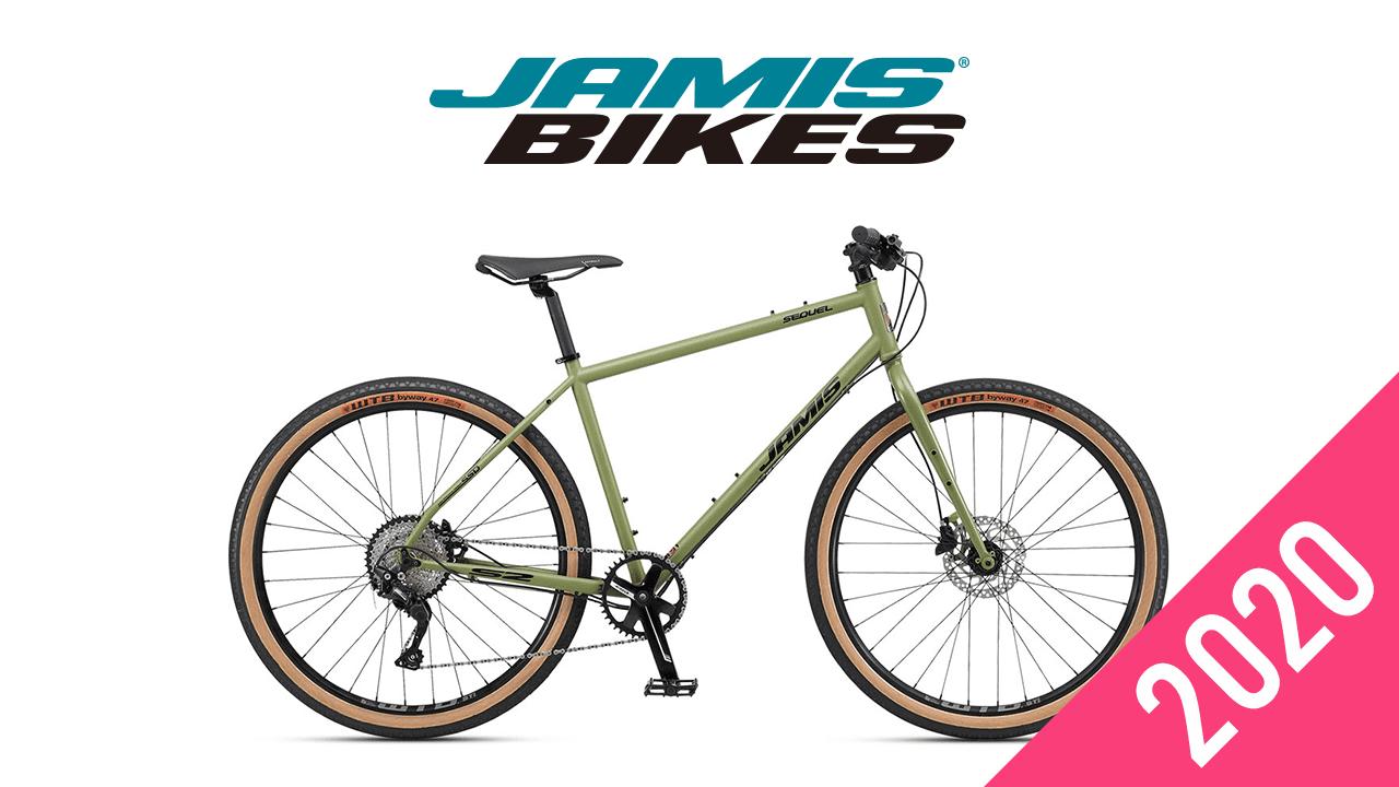 jamis クロスバイク 2020