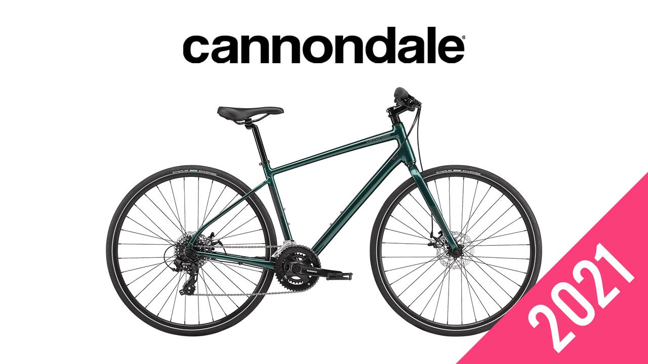 キャノンデール クロスバイク 2021 おすすめ