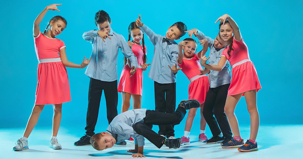 """「楽しい」から「勝ちたい」へ。""""競う""""ダンスが子どもの自信と向上心を引き出す!"""