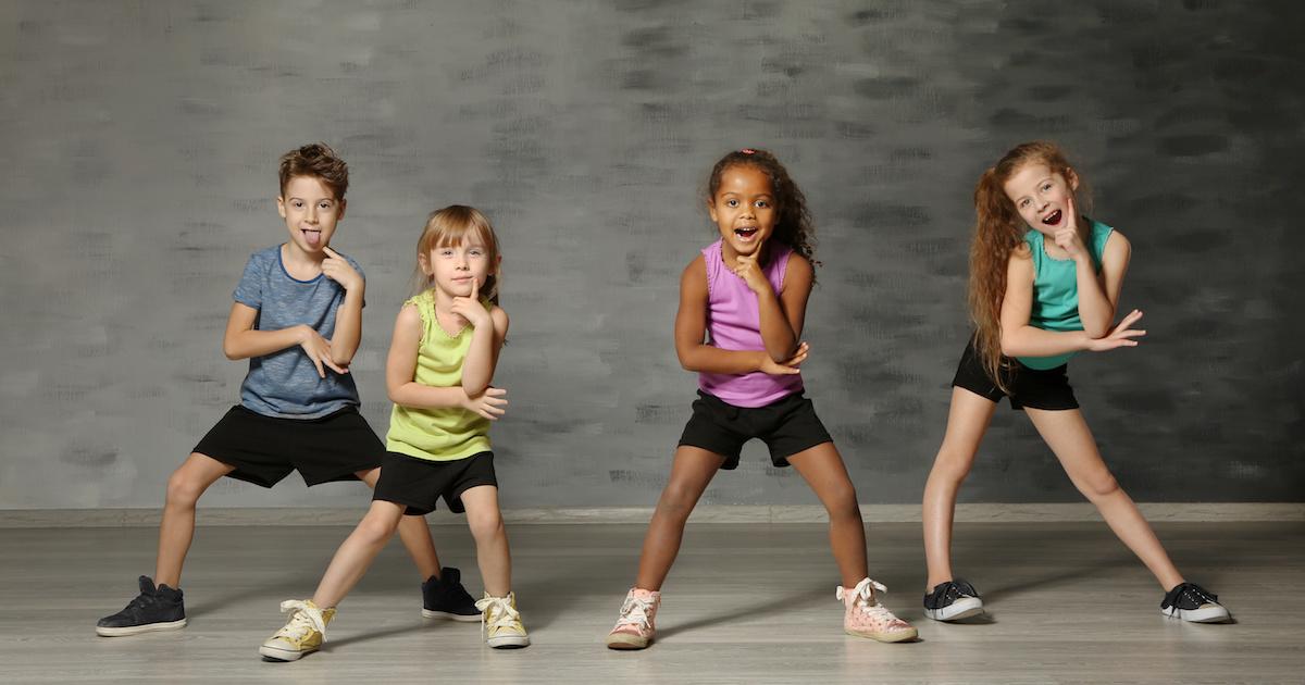 ダンスは子どもの自信と向上心を引き出す2