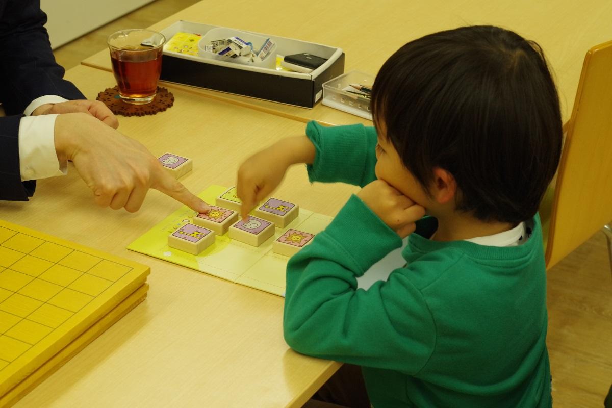 ねこまど将棋教室の「どうぶつしょうぎクラス」2