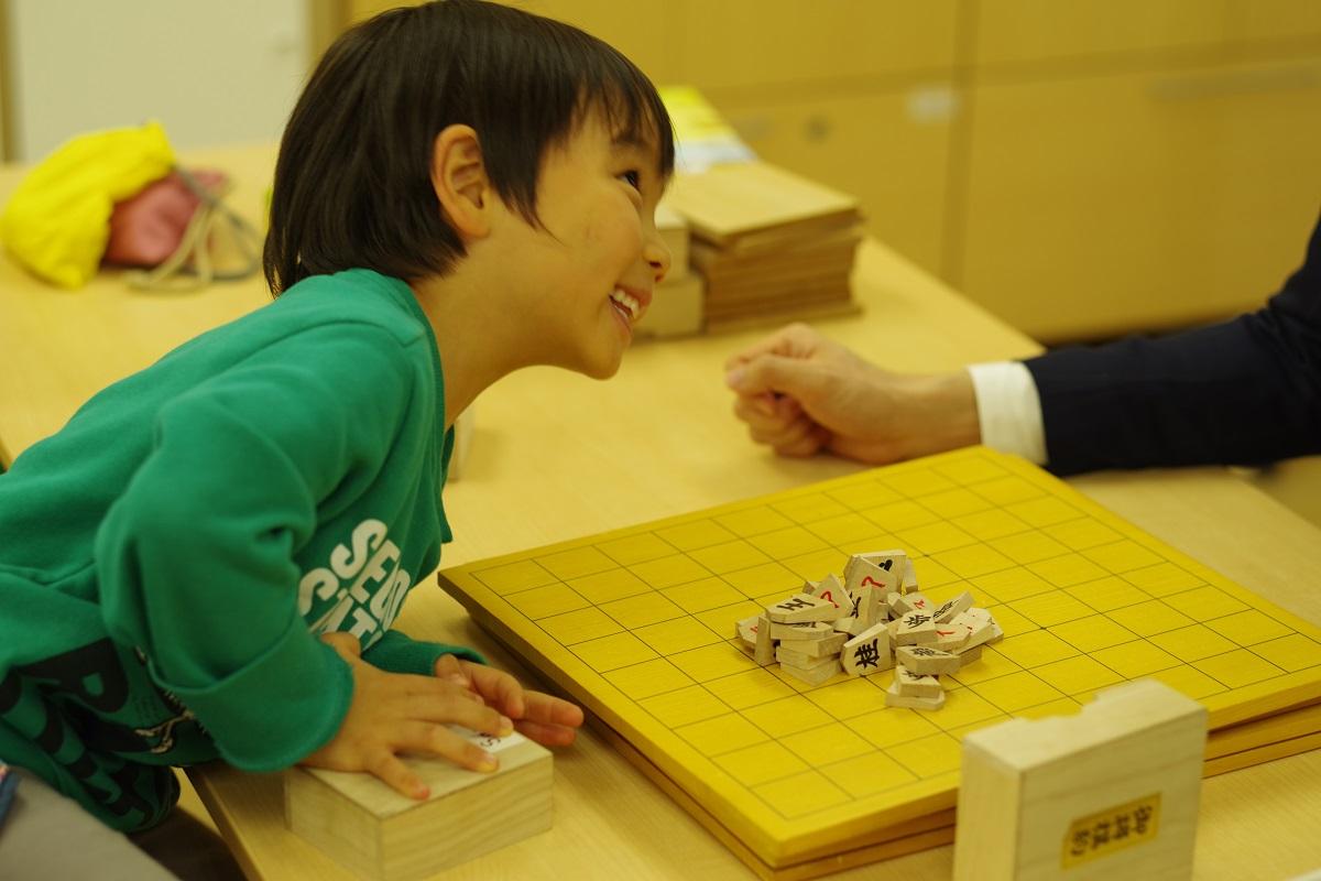 ねこまど将棋教室の「どうぶつしょうぎクラス」4