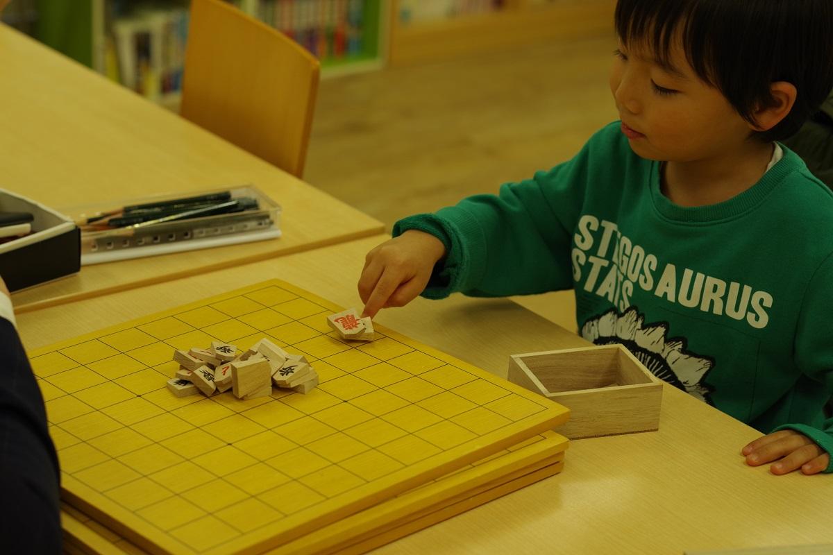 ねこまど将棋教室の「どうぶつしょうぎクラス」3