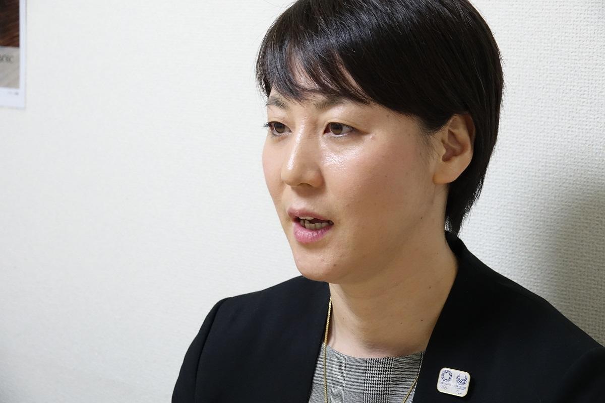 元水泳日本代表選手・萩原智子さんが語る「夢のつかみ方」後編2