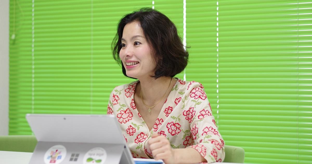 竹内明日香さんインタビュー第1回2