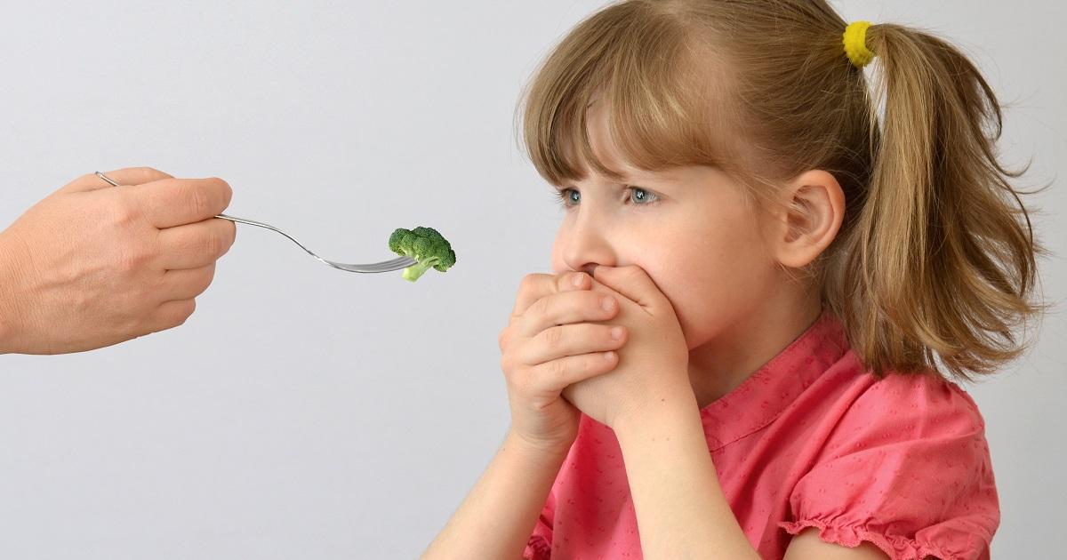 子どもの偏食で困ってる? 改善するための方法4つ