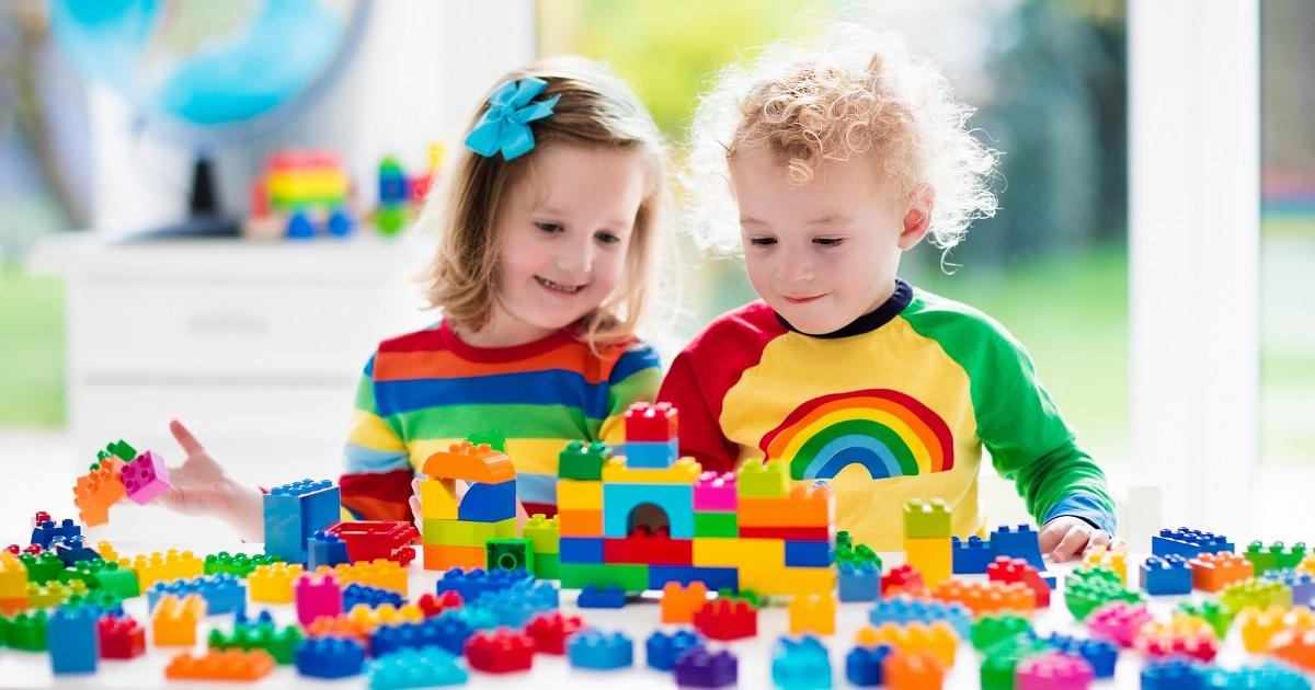 ブロックのおもちゃに秘められた教育効果。ブロックで大きく伸びる子どもの「チカラ」