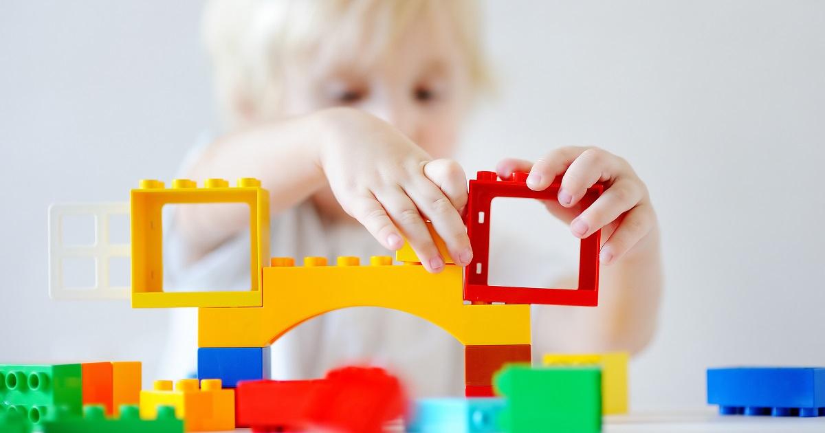 ブロックのおもちゃに秘められた教育効果4