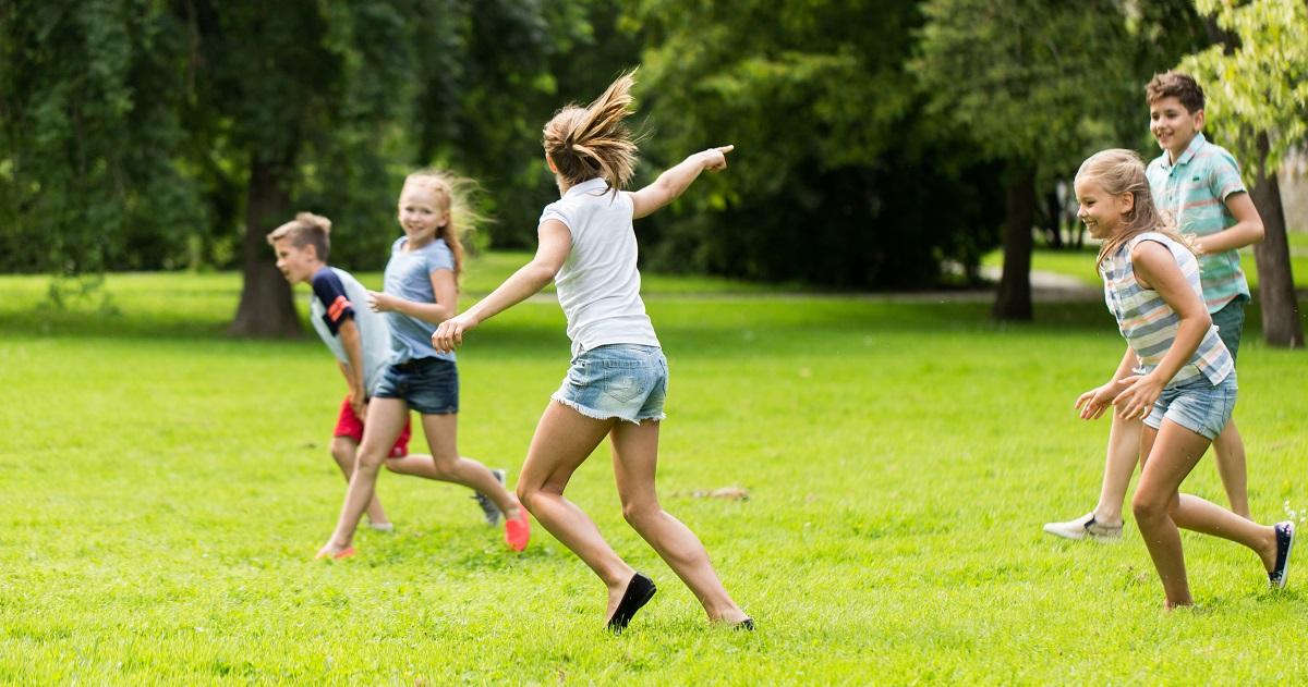 子どもの体力向上に必要な3つのこと。2