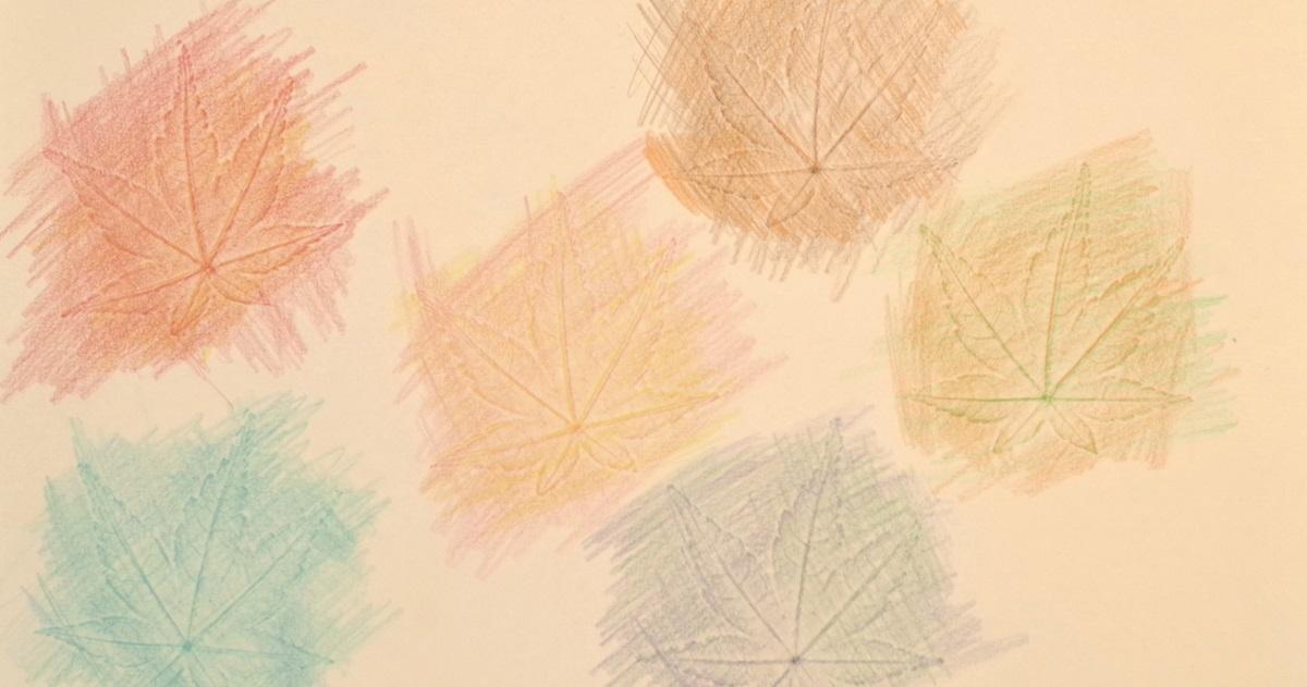 葉脈ってなに? 子どもたちの想像力や好奇心を刺激する「葉っぱのフロッタージュ」