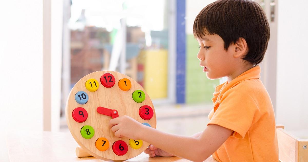 小学校1~3年生の算数「時間と時刻」につながる【レベル別 時計の教え方】