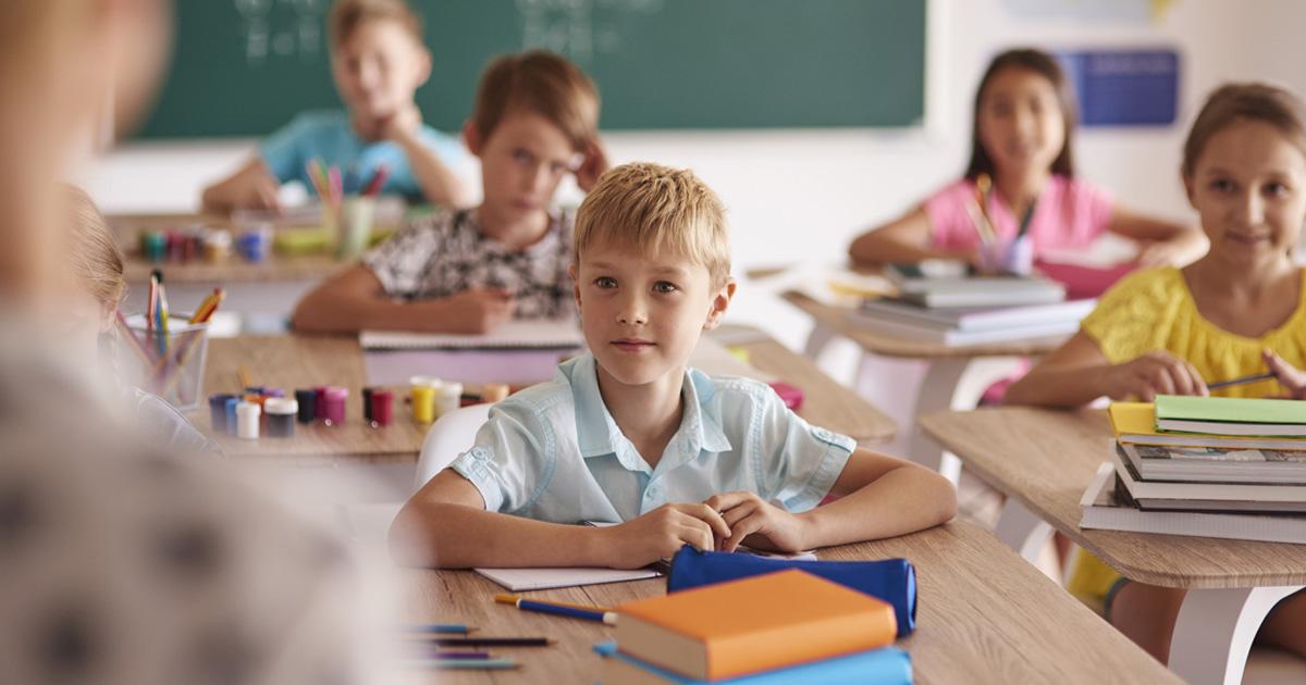 エリクソンの発達段階4:学童期